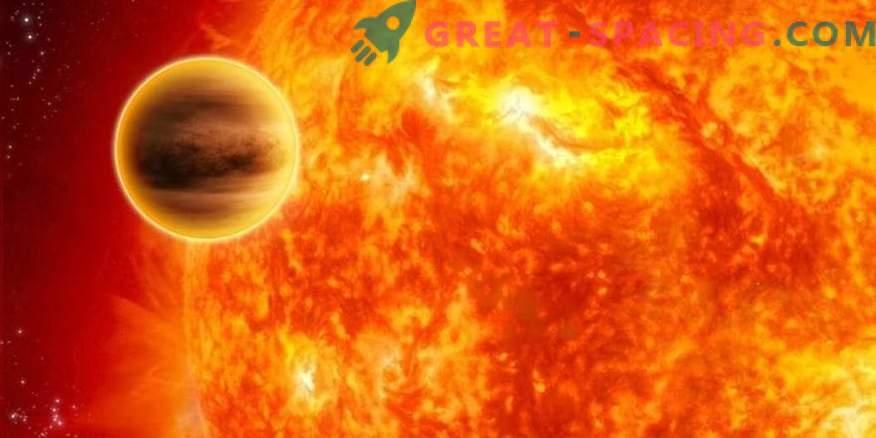 Planeedi jäägid on hajutatud tähtede lähedale