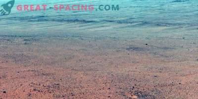 Võimalus kõndida piki kraateri serva