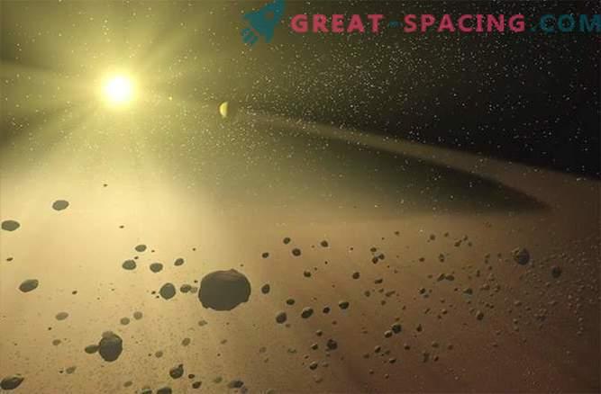 Miks mõned asteroidid käituvad komeetidena: Fotod