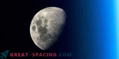 Fotod kosmosest: Kuu päevakord
