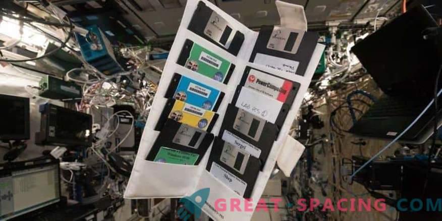 Vana disketid MKSi unustatud kapis