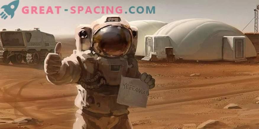 Miks peaks inimkond Marsi koloniseerima