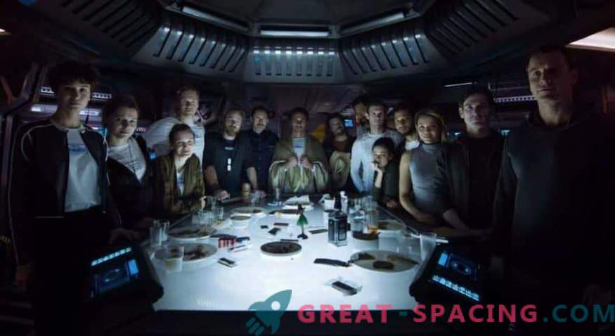 "Filmi ülevaade - ""Alien: Covenant"""