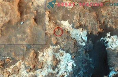 Marsi rover lõpetas jälgi Marsi pinnal.