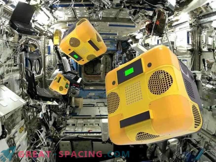 Millised on robotrobotid orbitaaljaamas?