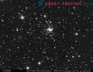 Uus teave avatud klastri IC 4996 kohta