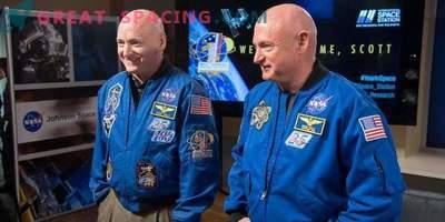 Uued andmed kahe astronaudiga katse kohta