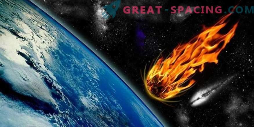 Kas komeet võiks 10 000 aastat tagasi hävitada megafauna