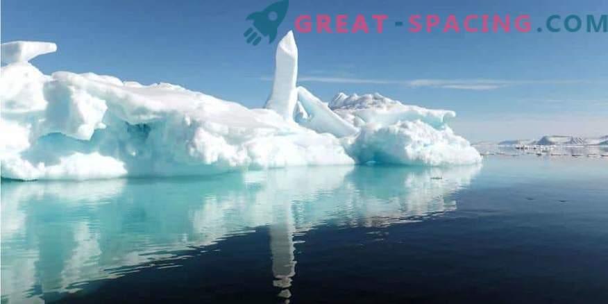 Antarktika jää all on näha salapäraseid hooneid! Salajane alus või välismaalane kosmoseport?