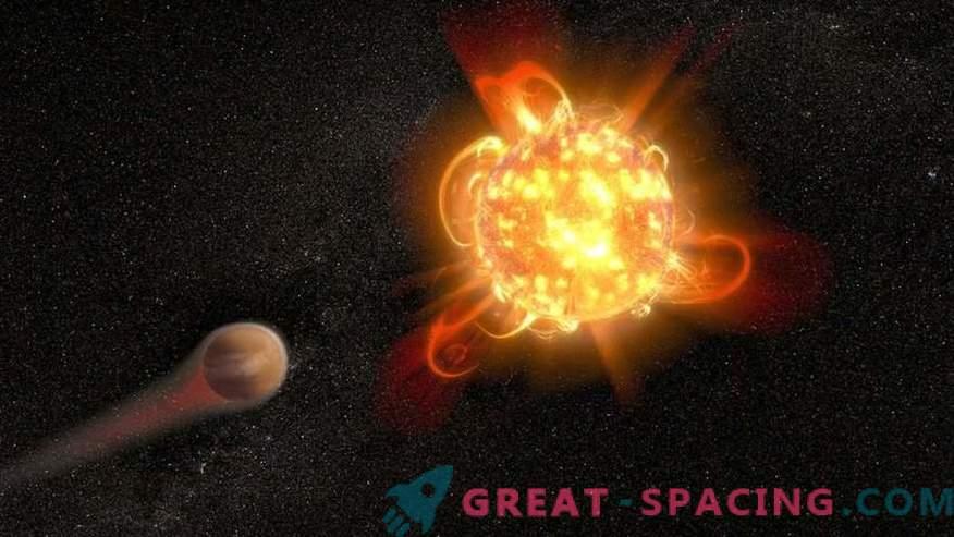 Igal punastel kääbusel on vähemalt üks eksoplanett