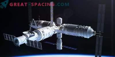 Hiina kosmose labor naaseb Maa peale