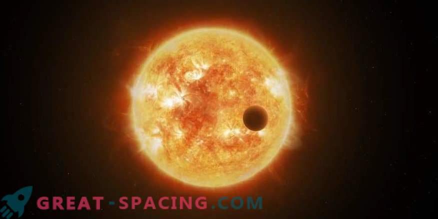 Leitud 4 uut kuuma Jupiterit