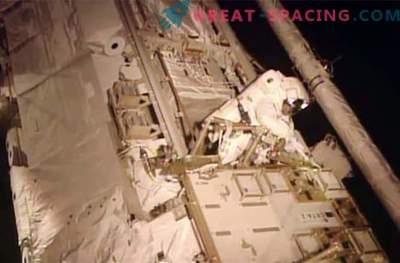Astronaudid on edukalt toime tulnud mürgise ammoniaagi lekkimisega