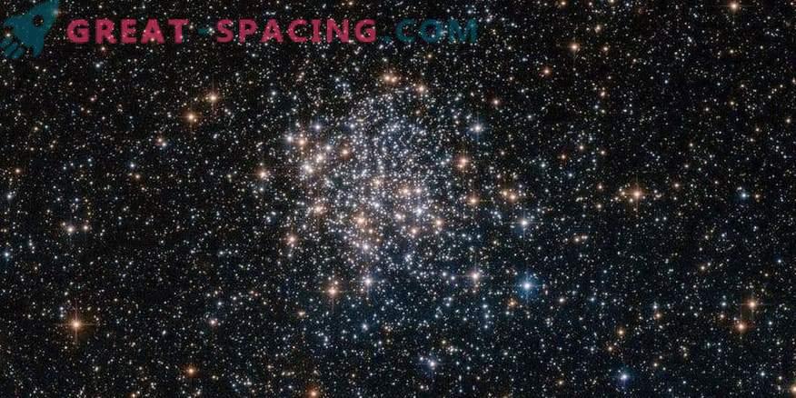 Suurepärane hulk tähti Hubble'i uues fotos