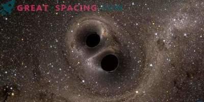 Uus viis topelt mustade aukude loomiseks
