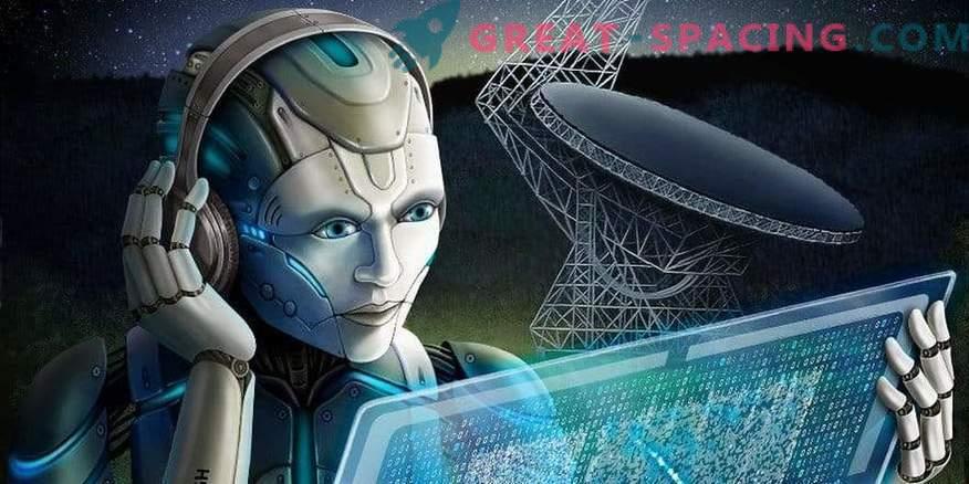 AI salvestab salapärane raadio purunemise. Kas nad võivad olla teiste tsivilisatsioonide sõnumid?