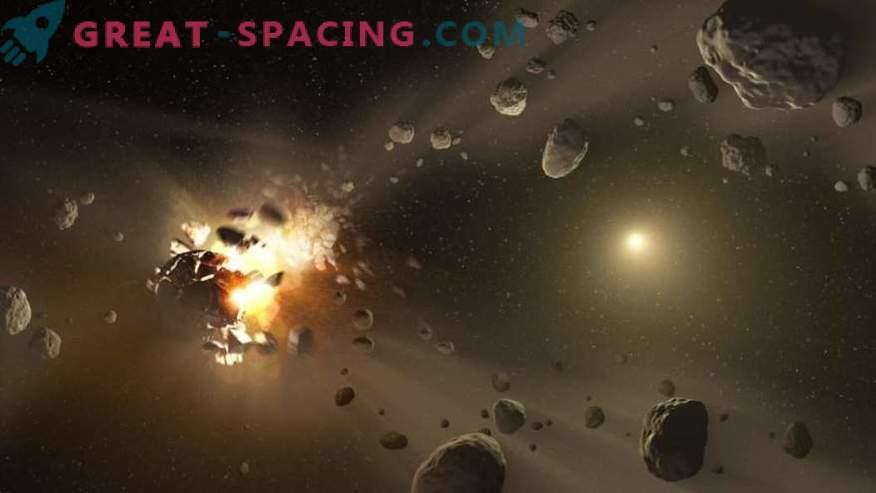 Kui ohtlik on lennata läbi asteroidvöö