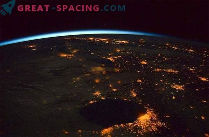 Astronaudid tabasid uimastamise vaateid ida läänerannikul.