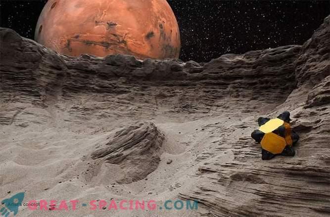 Hedgehog robotid võivad päikesesüsteemis hüpata