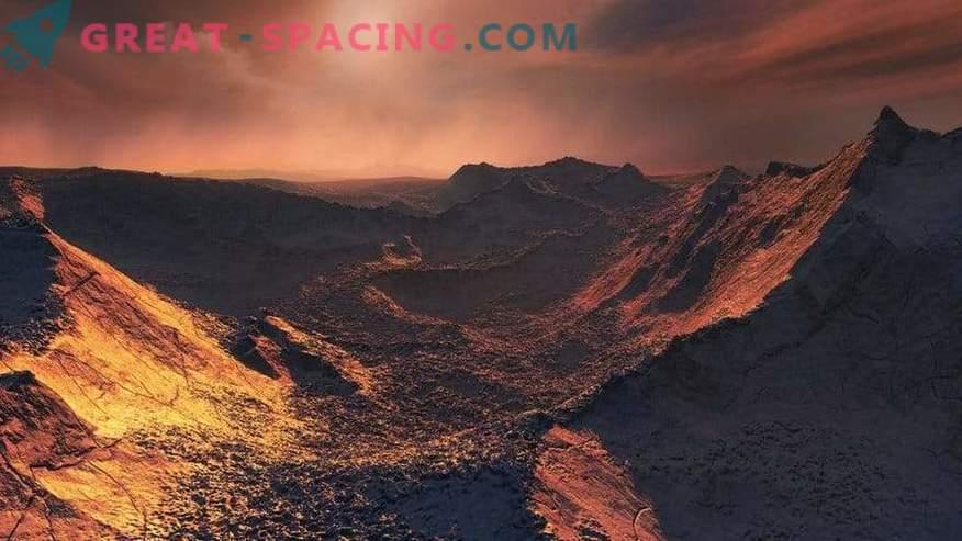 Päikesesüsteemi lähedal peidab tohutu eksoplanett.
