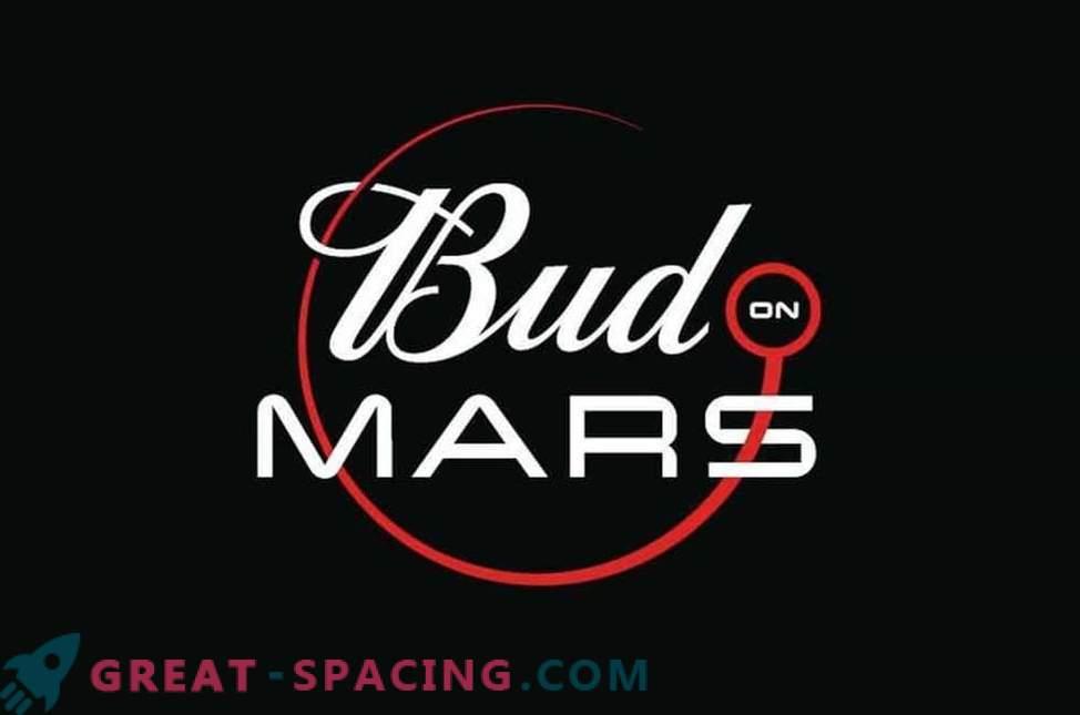 Budweiser kavatseb õlut Marsil toota ja ISSi katsetusi läbi viia