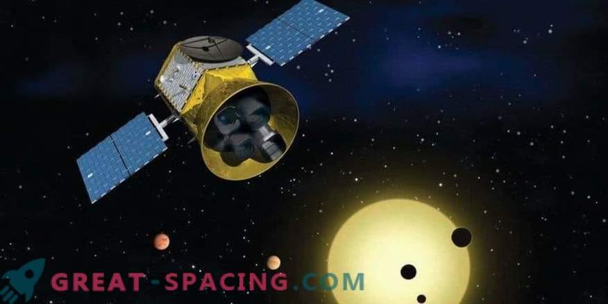 TESS salvestab komeedi enne teaduslike uuringute algust