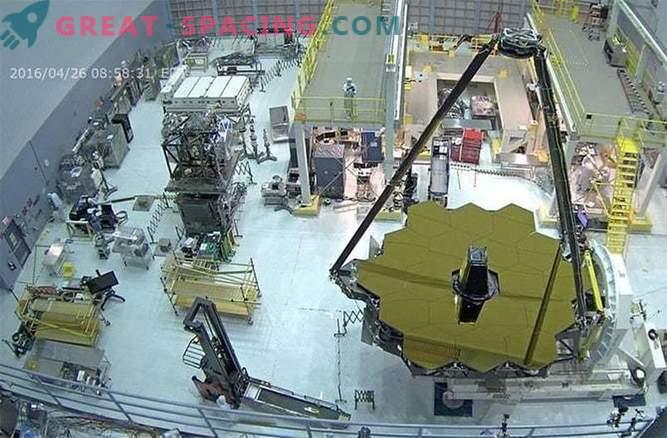 Ütle tere meie tulevase kosmose mega teleskoopile