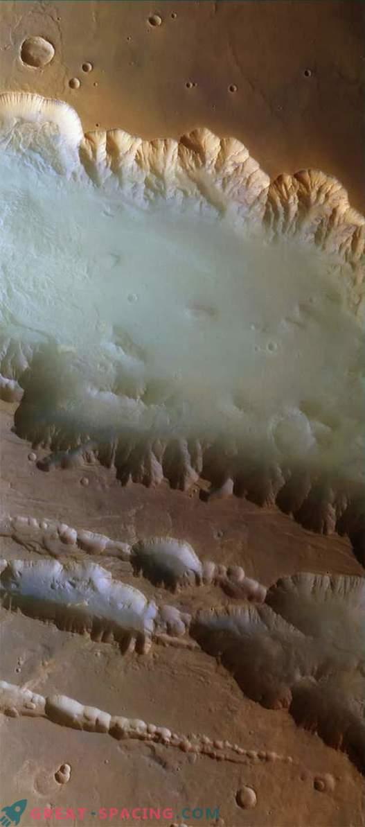 Õhk avastati Titani pinnal