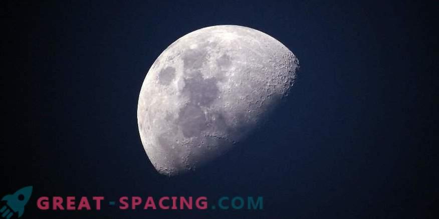 Kas maapinnal on oma kuu?