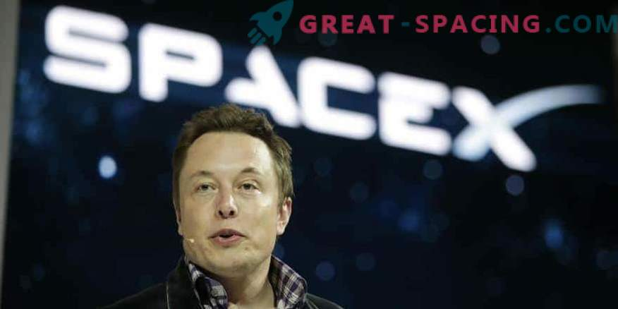 Ilon Musk will launch his car into space