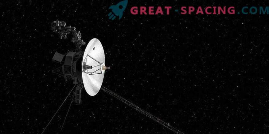 Voyager 2 läheneb päikesesüsteemi servale
