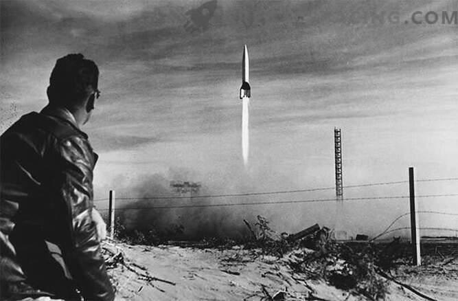 V-2: fašistliku Saksa sõjaväe masina juhitud rakett