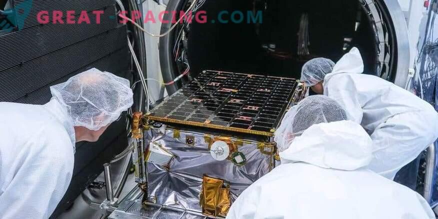 Microsatelliidid võivad anda Maa kohta selgema pildi.