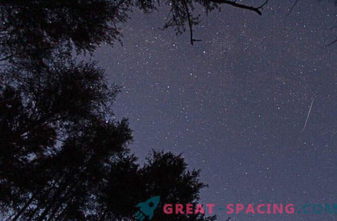 Leonid-meteoor duši otseülekanne