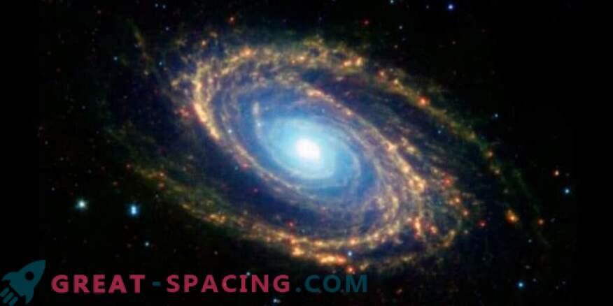 Mis on kõige heledamate galaktikate jõud?