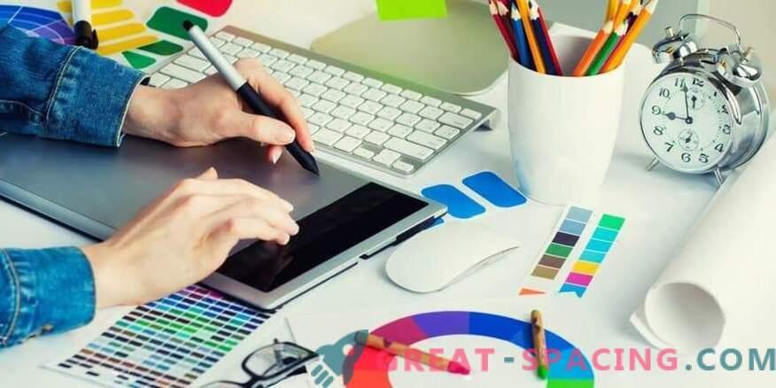 Graafiline disainer on 21. sajandi kasumlik elukutse.
