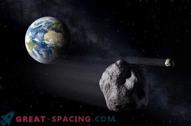 Kolmkümmend meetri pikkune asteroid sõidab järgmisel kuul Maa kõrval