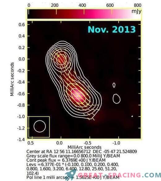 Blazar 3C 279-s leiduvad gammakiirguse piirkonnad