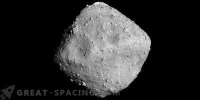 Kosmoseaparaat valmistab asteroidi tulistama