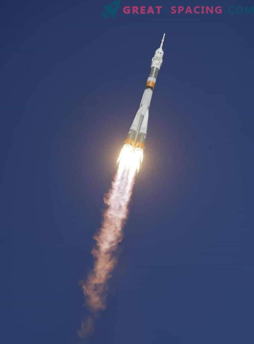 Astronaudid jäid erakorralisele maandumisele.