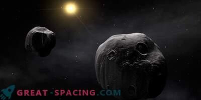 Vaatluskeskused ühendavad, et uurida haruldast kahekordset asteroidi