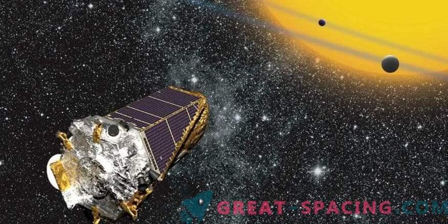 Tere hommikust, Kepler! Teiste maailmade kuulus jahimees ärkab sunnitud talveunest