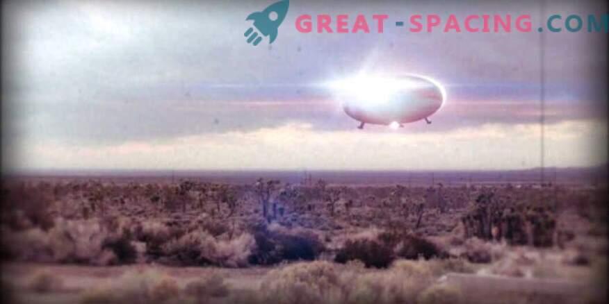 Incident New Mexico - 1976. Millised kummalised tuled tunnistajad on õhujõudude baasi lähedal näinud