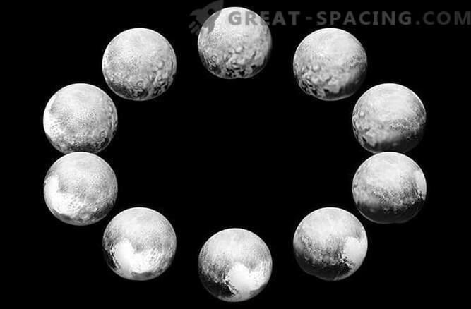 Missioon New Horizons näitas Pluto ja Charoni täielikku päeva