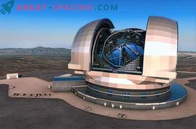 Maailma suurima teleskoobi ehitamine on alanud