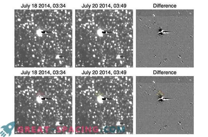 Missioon New Horizons pildistas Pluto Hydra satelliidi