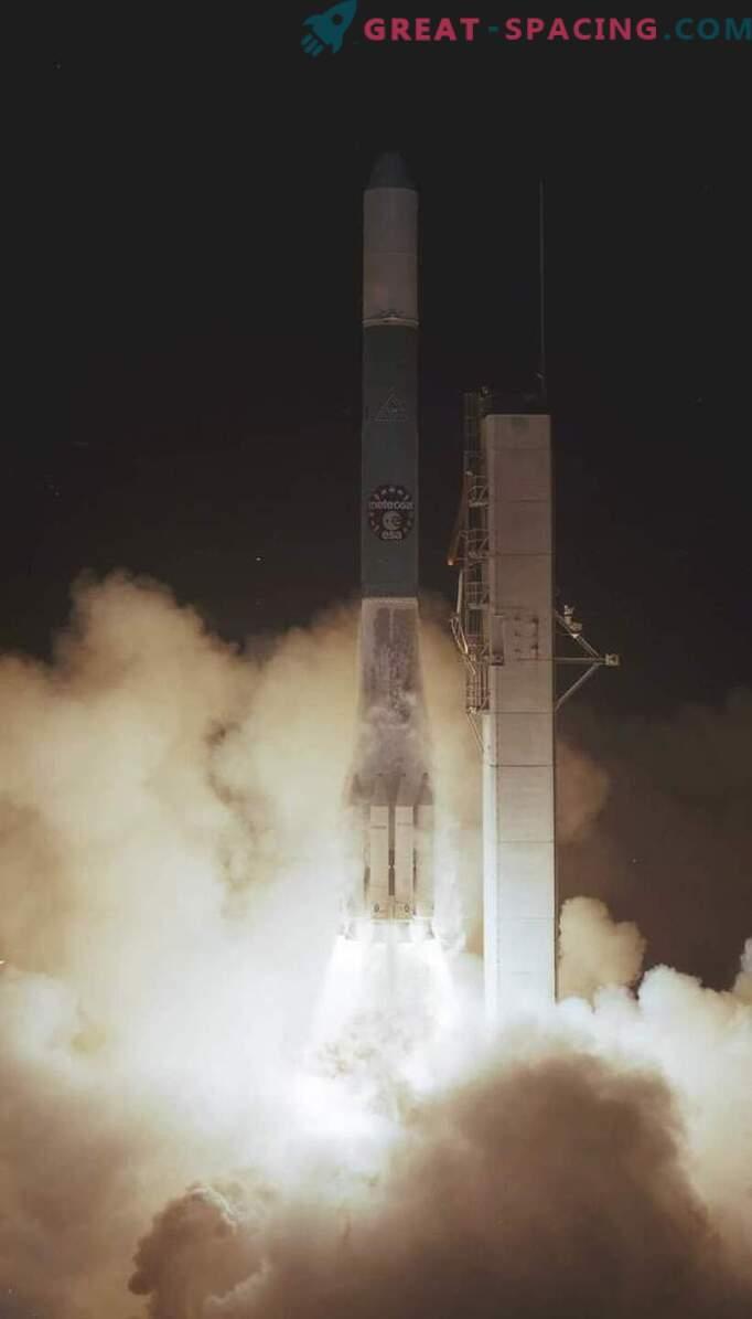 Meteoroloogilised satelliidid tähistavad 40 aastat.