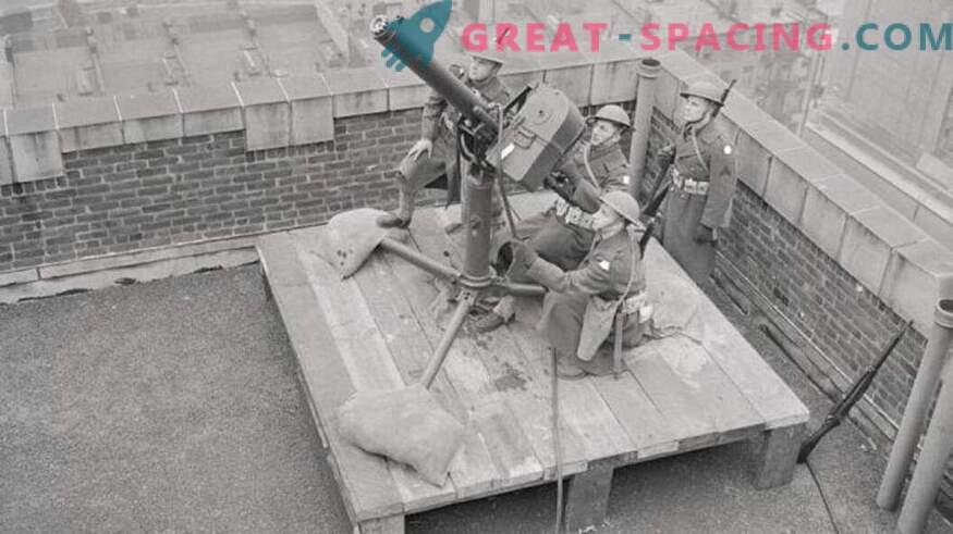 Incident Los Angeleses - 1942. Sõjavägi laskis taevasse, kuid ei mõistnud, kellele nad olid suunatud