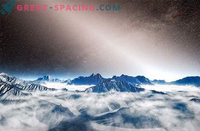 Teiste maailmade asustatud tsoonide ümber avastatakse eksosodiaalne valgus.