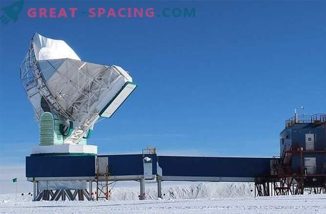 Virtuaalne teleskoop valmistub tulistava musta auku ringi pildistamiseks.